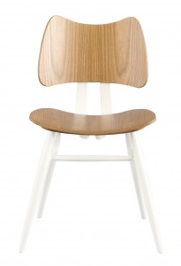 401 Butterfly Chair WH